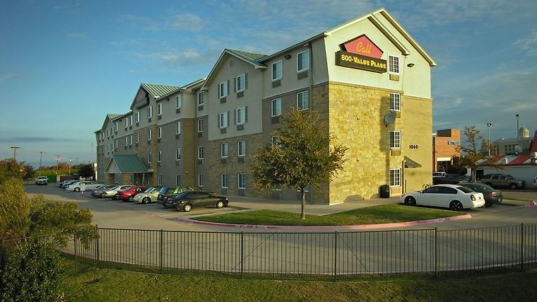 Woodspring Suites Dallas Rockw photos Exterior Ext Panorama