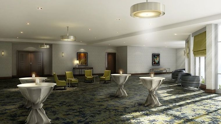 Hilton Garden Inn Longview Facilities Pre-Function Space