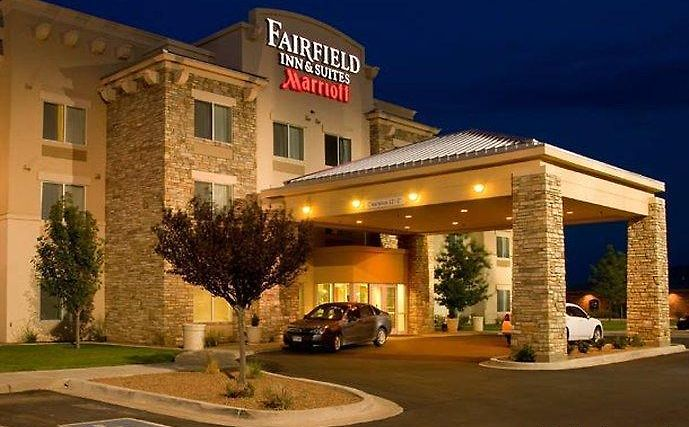 Fairfield Inn & Suites Clovis Exterior