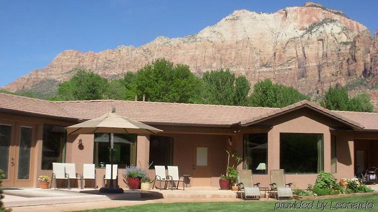 °HOTEL CLIFFROSE LODGE AND GARDENS SPRINGDALE, UT 3* (United States)   From  US$ 183 | BOOKED
