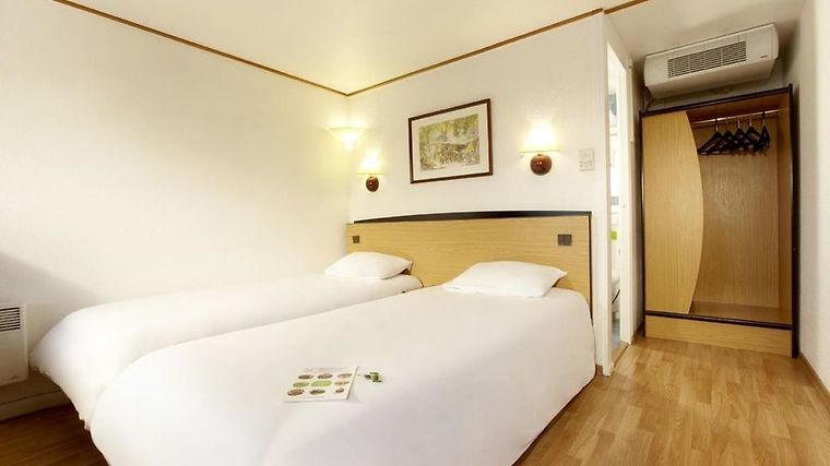 Campanile - Le Mans - Arnage Room Guest Room
