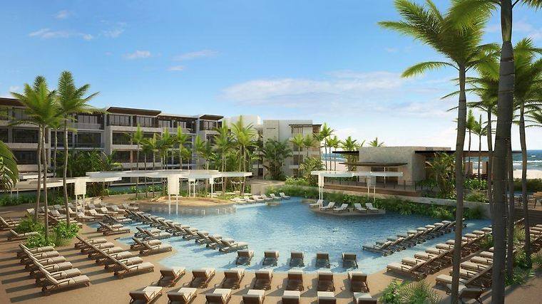 Royalton Riviera Cancun -Luxury Suite Swim Out- Exterior