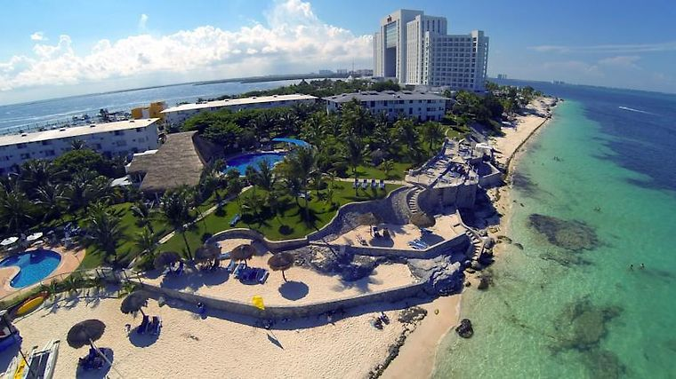 Hotel Dos Playas Beach House Cancun 3 Mexico From Us 116 Booked