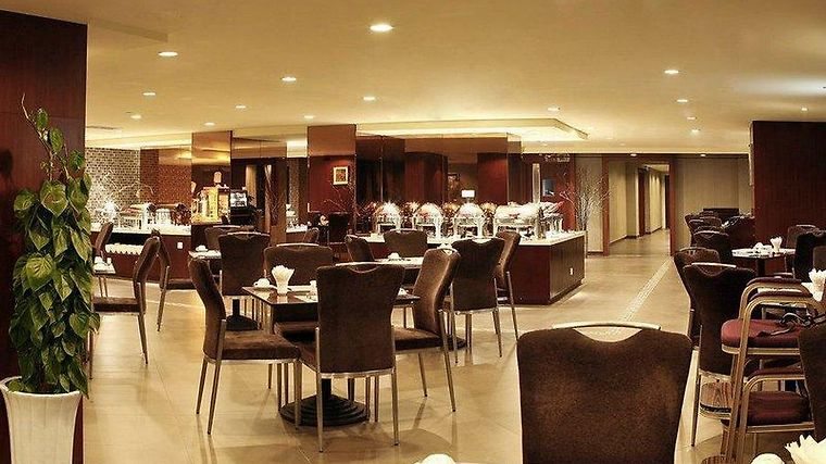 Sovereign International Hotel Restaurant