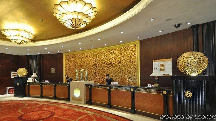 Golden Dome International Hotel Interior