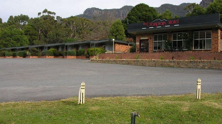 The Grampians Motel Exterior