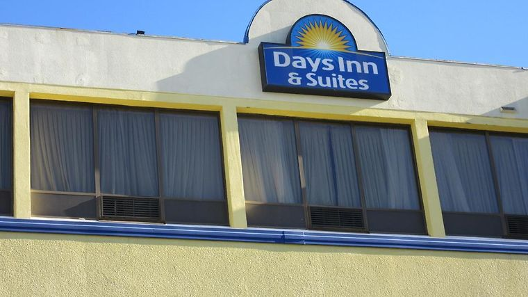 Days Inn & Suites Se Columbia Ft Jackson Exterior Hotel information