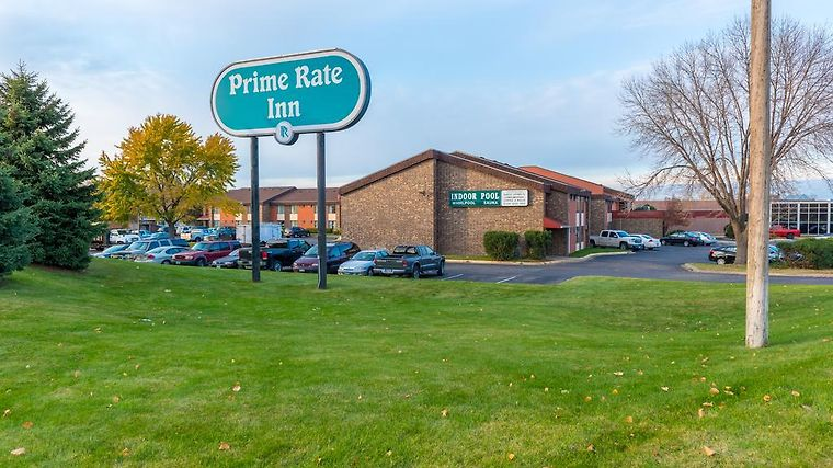 Prime Rate Inn Exterior Hotel information