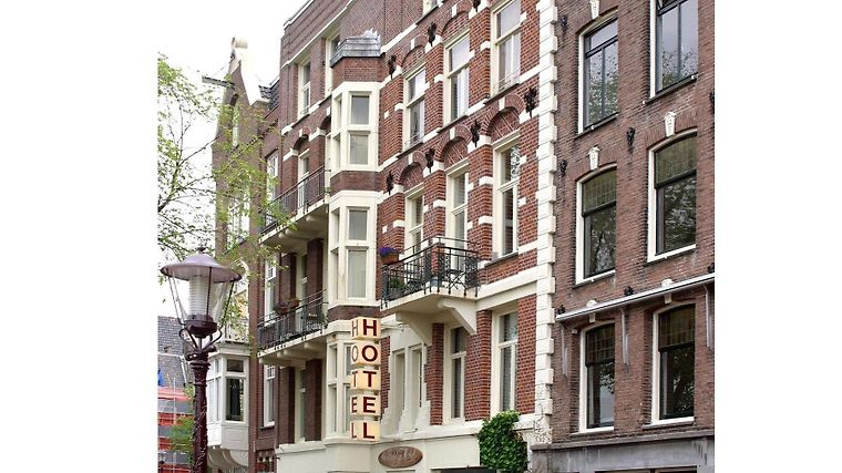 The Bridge Hotel Amsterdam Exterior