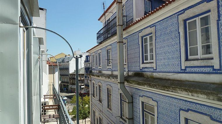 Portugal Ways Santos Azulejos Apartments Exterior