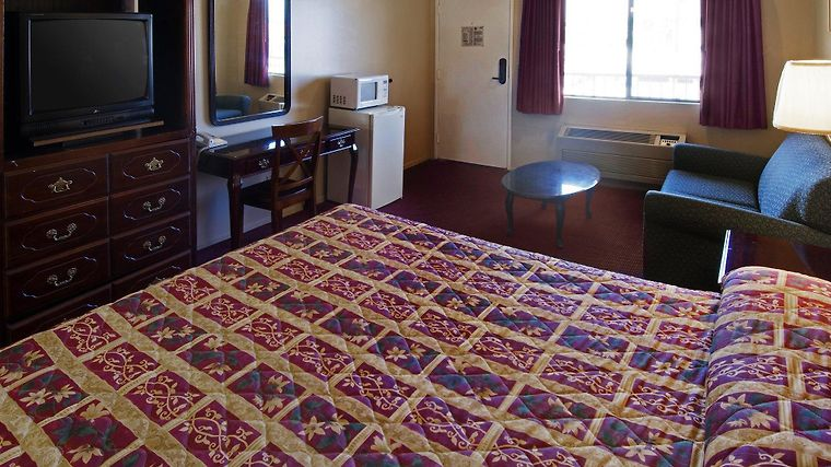 Americas Best Value Inn And Suites Anaheim Room
