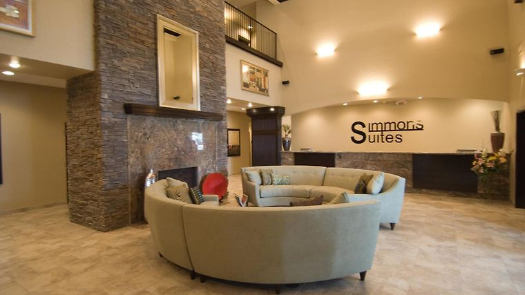 Simmons Suites Interior