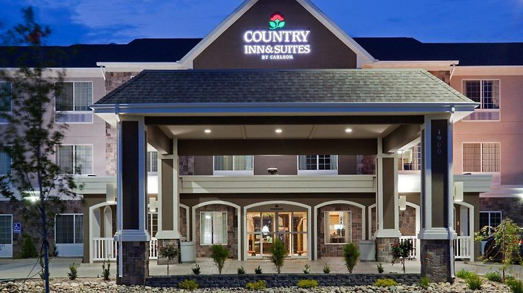 Country Inn & Suites By Carlson Minot, Nd Exterior