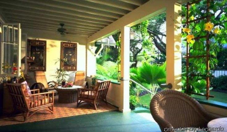 The Old Wailuku Inn At Ulupono Interior