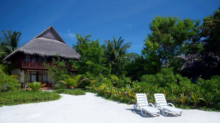 Olhuveli Beach And Spa Resort Exterior