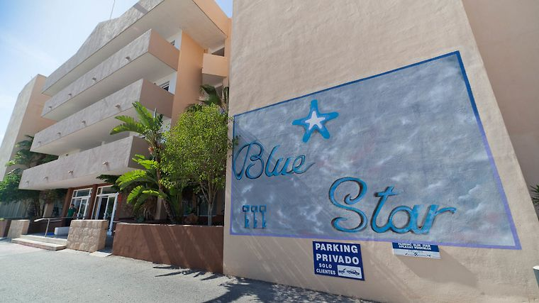 Apartamentos Blue Star photos Exterior