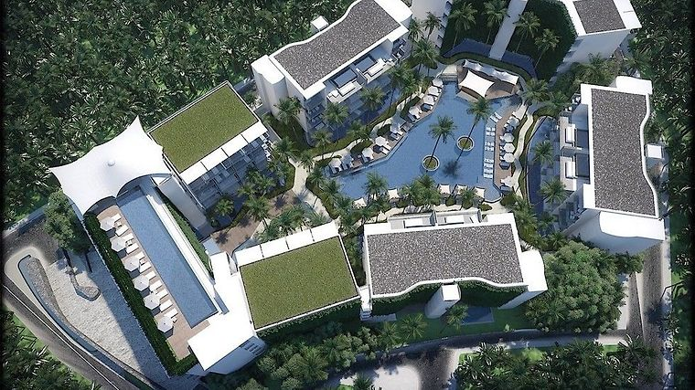 Dream Phuket Hotel And Spa Exterior