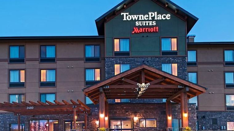 Towneplace Suites Billings Exterior