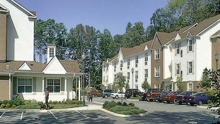 Towneplace Suites Boston Tewksbury/Andover Exterior