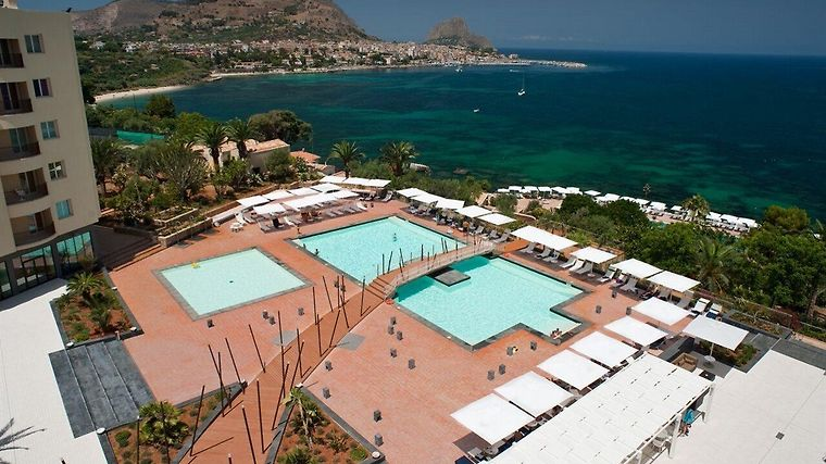 Domina Coral Bay And Resort Sicilia Zagarella Exterior