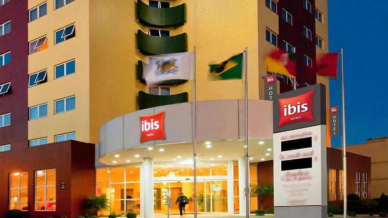 Ibis Caxias Do Sul photos Exterior