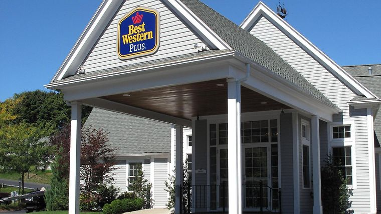 Best Western Cold Spring Exterior