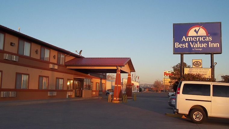 Americas Best Value Inn Moriarty Exterior