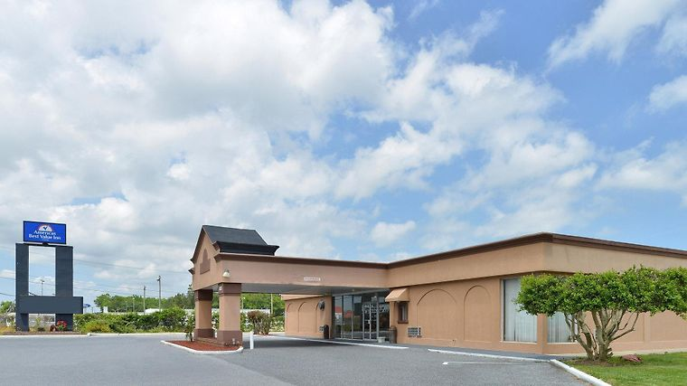 Americas Best Value Inn Pocomoke City Exterior