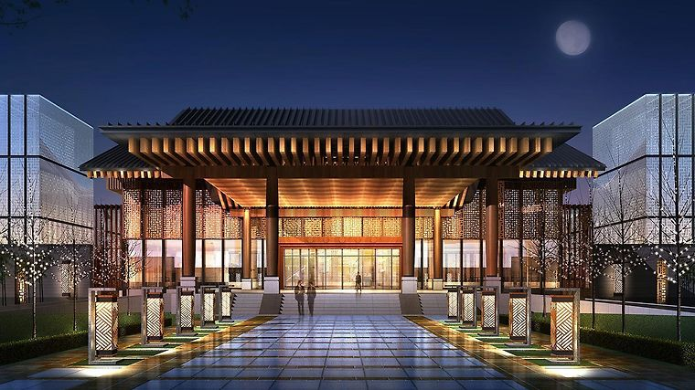 Yanqi Hotel Managed By Kempinski Exterior