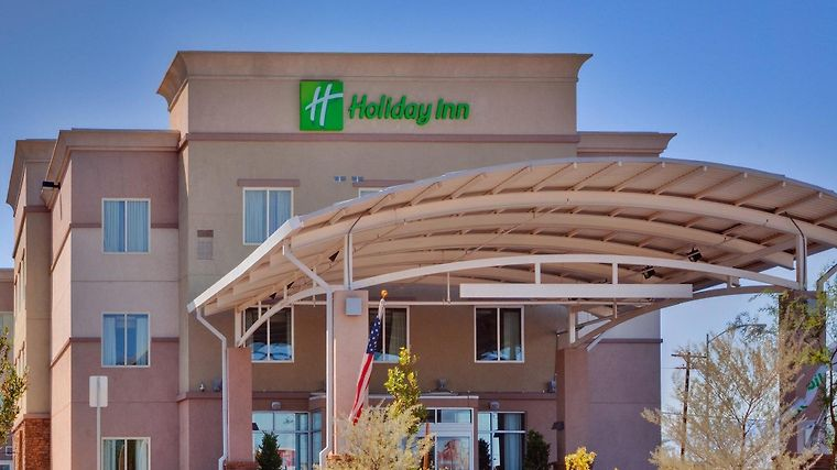 Holiday Inn Nw Airport Road Exterior