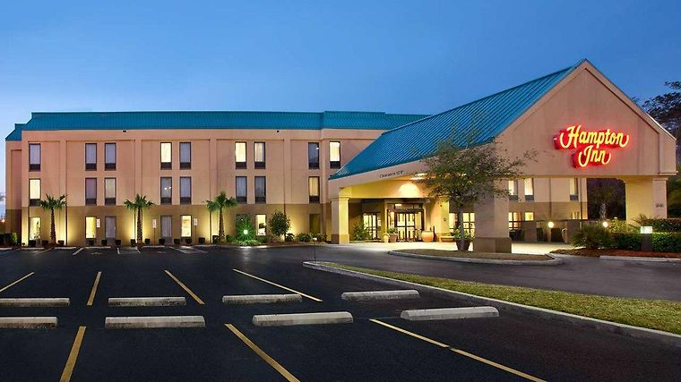 Hampton Inn Slidell Exterior