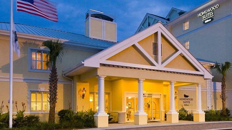 Homewood Suites By Hilton Charleston Airport/Conv. Center Exterior
