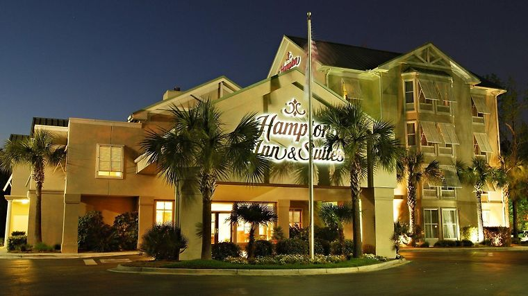 Hampton Inn & Suites Charleston/West Ashley Exterior