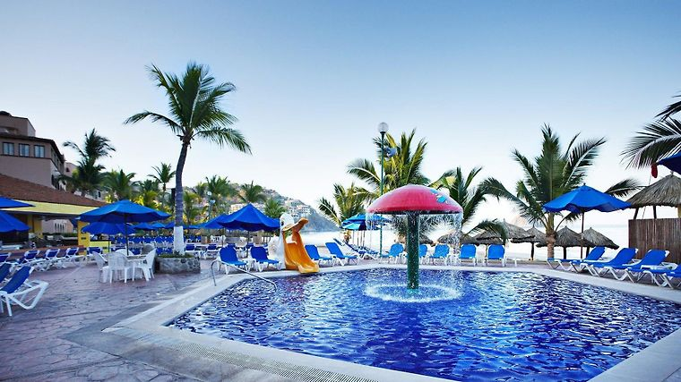 "Barcela"" Ixtapa Beach Resort Ai Facilities"
