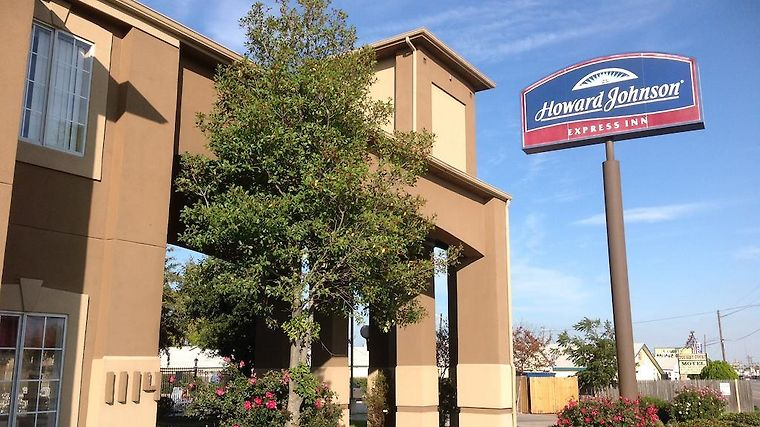 Howard Johnson Express Inn Grand Prairie Lone Star Exterior Hotel information