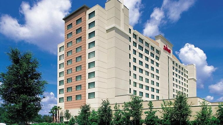 Orlando Marriott Lake Mary Exterior Hotel information