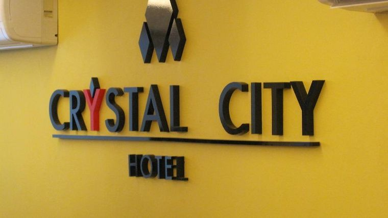 Crystal City Hotel Exterior