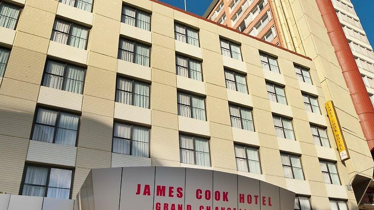 James Cook Hotel Grand Chancellor Wellington Exterior
