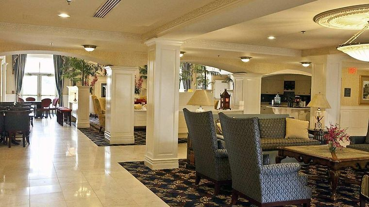 Homewood Suites By Hilton Harrisburg East-Hershey Area Interior