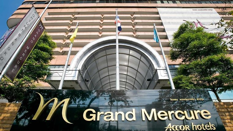 Grand Mercure Bangkok Fortune Exterior