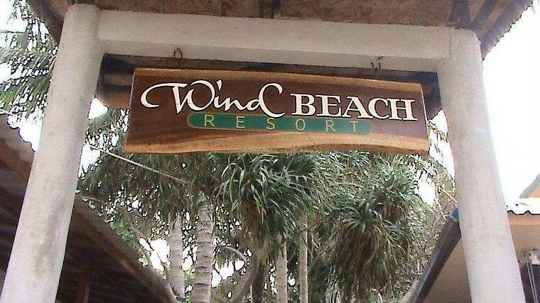 Wind Beach Resort Exterior