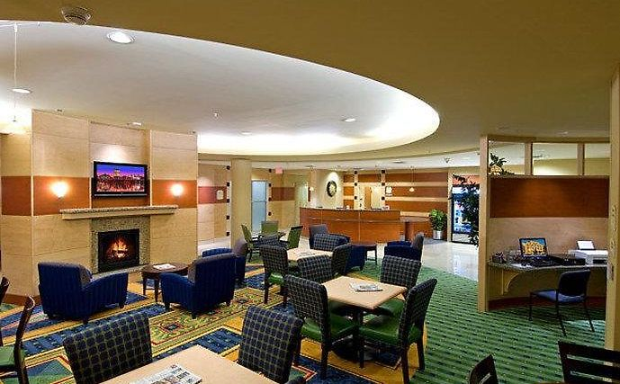 Springhill Suites Albany-Colonie Restaurant