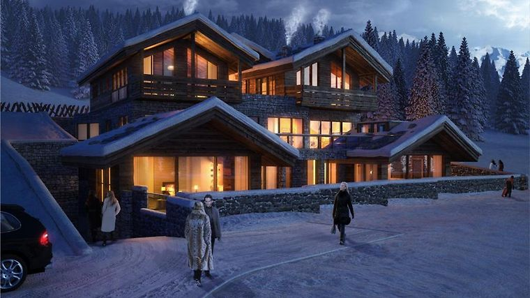 Zhero - Mathon Chalet Residences photos Exterior Mathon Chalet Residences concept by zhero