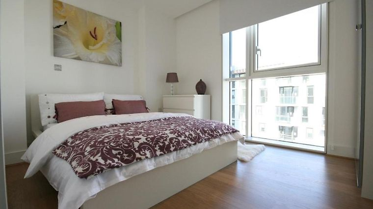 City Nites Aldgate Serviced Apartments Room City Nites London - Aldgate