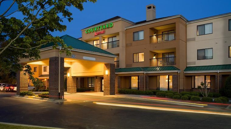 Courtyard Rocky Mount Exterior Hotel information