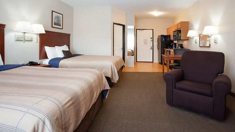 Candlewood Suites Craig-Northwest Room