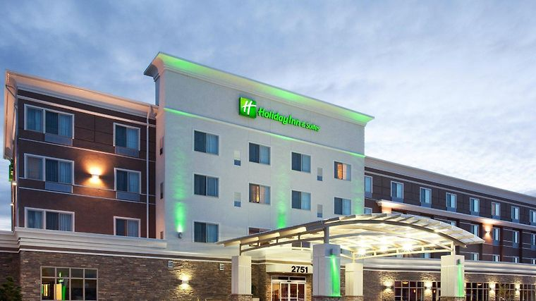 Holiday Inn Htl & Suites Airport Exterior
