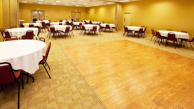 Holiday Inn Express & Suites E Facilities