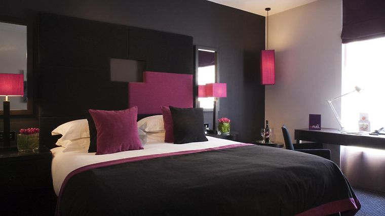 Malmaison Liverpool Room