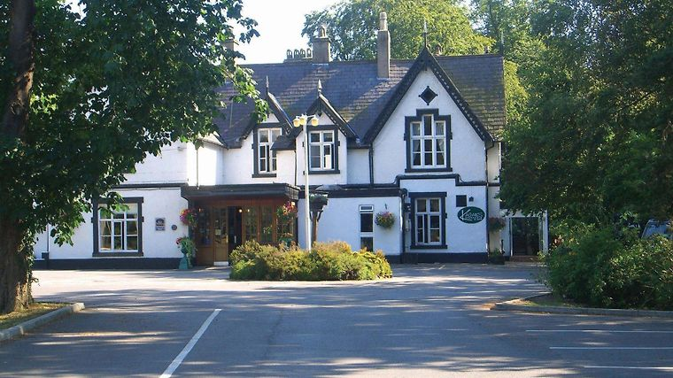 The Cross Lanes Country Hotel Exterior